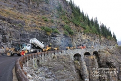 Western Federal Lands - Going-to-the-Sun-Road Rehabilitation Project
