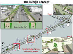 SSRPC - Visualizing Sustainability in the Historic Route 66 Corridor Project