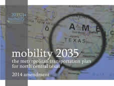 Mobility 2035: The Metropolitan Transportation Plan for North Central Texas